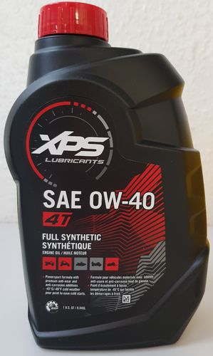 Can-Am XPS 4-Takt Synthetik Öl 946 ml 0W40