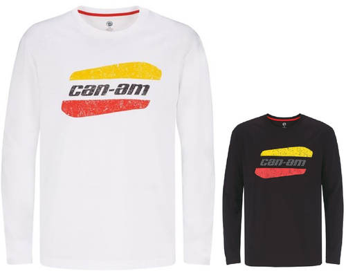 Can-Am Langarm Shirt Original Herren