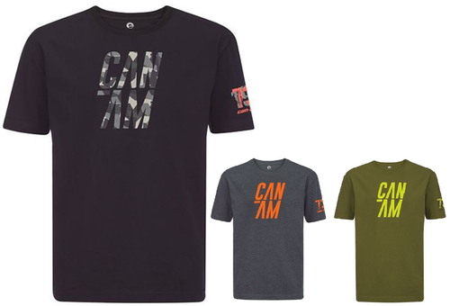 Can-Am T-Shirt Herren