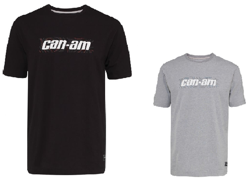 Can-Am Stamped T-Shirt Herren MY22