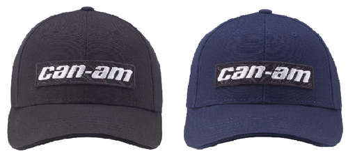 Can-Am Curved Cap MY22